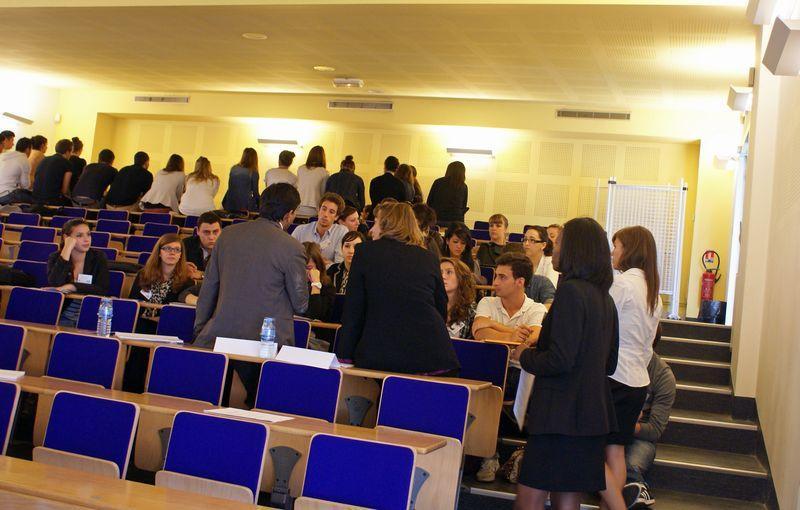 Conférence métiers 2012